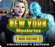 Feature screenshot game New York Mysteries: High Voltage Collector's Edition