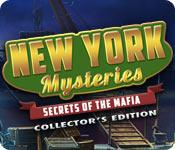 Feature screenshot game New York Mysteries: Secrets of the Mafia Collector's Edition