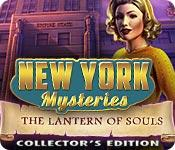 Feature screenshot game New York Mysteries: The Lantern of Souls Collector's Edition