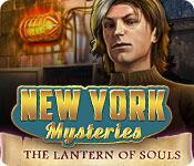 Feature screenshot game New York Mysteries: The Lantern of Souls