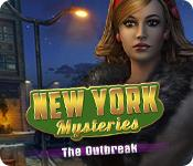 Feature screenshot game New York Mysteries: The Outbreak