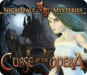 Feature screenshot game Nightfall Mysteries: Curse of the Opera