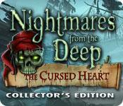 Функция скриншота игры Кошмары из глубин: проклятое сердце коллекционное издание