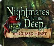 Функция скриншота игры Кошмары из глубин: проклятое сердце