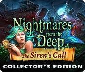 Feature screenshot game Nightmares from the Deep: The Siren's Call Collector's Edition