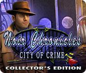 Feature screenshot game Noir Chronicles: City of Crime Collector's Edition
