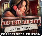 Preview image Off the Record: Linden Shades Collector's Edition game