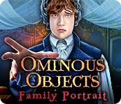 Feature screenshot game Ominous Objects: Family Portrait