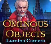 Функция скриншота игры Зловещие Объекты: Лумина Камеры
