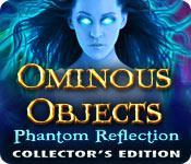Функция скриншота игры Зловещие объекты: фантомное отражение коллекционное издание