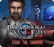 Feature screenshot game Paranormal Files: Enjoy the Shopping