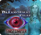 Feature screenshot game Paranormal Files: Ghost Chapter Collector's Edition