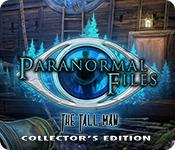 Feature screenshot game Paranormal Files: The Tall Man Collector's Edition