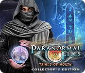 Feature screenshot game Paranormal Files: Trials of Worth Collector's Edition
