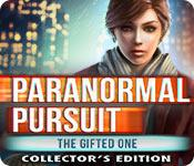 Feature screenshot game Paranormal Pursuit: The Gifted One Collector's Edition