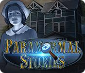 Feature screenshot game Paranormal Stories