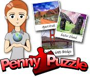 Feature screenshot game Penny Puzzle