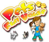 Pets Fun House game play