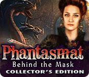 Feature screenshot game Phantasmat: Behind the Mask Collector's Edition
