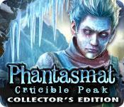 Функция скриншота игры Phantasmat: тигель пик коллекционное издание