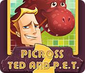 Feature screenshot game Picross Ted and P.E.T. 2