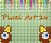 Функция скриншота игры Pixel Art 16