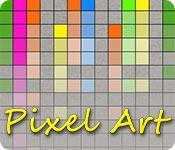 Feature screenshot game Pixel Art