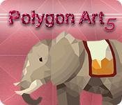 Функция скриншота игры Polygon Art 5
