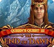 Функция скриншота игры Королевы задание III: конец рассвета