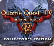 Feature screenshot game Queen's Quest IV: Sacred Truce Collector's Edition
