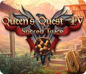 Feature screenshot game Queen's Quest IV: Sacred Truce
