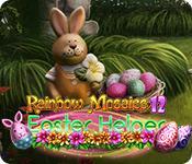 Rainbow Mosaics 12: Easter Helper game play