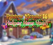 Feature screenshot game Rainbow Mosaics 16: Helper New Year!
