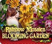 Feature screenshot game Rainbow Mosaics: Blooming Garden