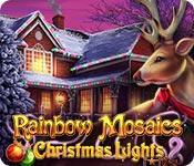 Функция скриншота игры Радужная Мозаика: Рождественские Огни 2