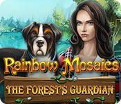 Feature screenshot game Rainbow Mosaics: The Forest's Guardian