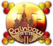 Feature screenshot game Rainbow Web 2
