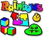 Feature screenshot game Rainbows