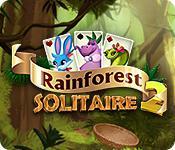 Feature screenshot game Rainforest Solitaire 2