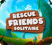 Feature screenshot game Rescue Friends Solitaire
