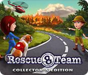 Feature screenshot game Rescue Team 8 Collector's Edition