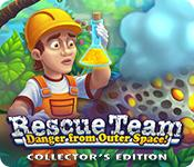 Feature screenshot game Rescue Team: Danger from Outer Space! Collector's Edition