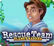 Funzione di screenshot del gioco Rescue Team: Planet Savers