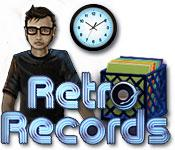 Retro Records game play