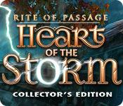 Feature screenshot game Rite of Passage: Heart of the Storm Collector's Edition