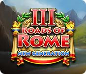 Feature screenshot game Roads of Rome: New Generation III