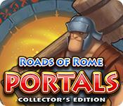 Feature screenshot game Roads of Rome: Portals Collector's Edition