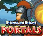 Функция скриншота игры Roads of Rome: Portals