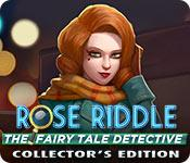 Feature screenshot game Rose Riddle: The Fairy Tale Detective Collector's Edition