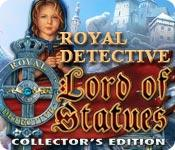 Feature screenshot game Royal Detective: The Lord of Statues Collector's Edition